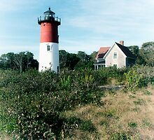 Nauset Light, Cape Cod National Seashore by Jeff Palm Photography