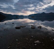 Stillness at Dusk by mattcattell