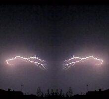 Lightning Art 35 by dge357