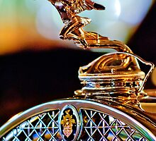 "1931 Packard Victoria ""Goddess of Speed"" Hood Ornament by Jill Reger"