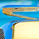 "1936 Buick 40 Series ""Stylized Bird"" Hood Ornament by Jill Reger"