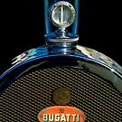 1927 Bugatti Replica &quot;Boyce MotoMeter&quot; Hood Ornament by Jill Reger