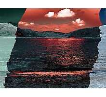 Surrealistic Seascape VIII Photographic Print