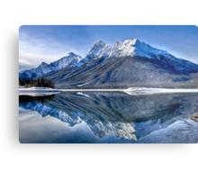 Spray Valley Provincial Park Metal Print