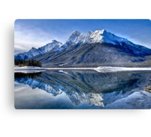 Spray Valley Provincial Park Canvas Print