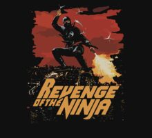 Revenge Of The Ninja by loogyhead