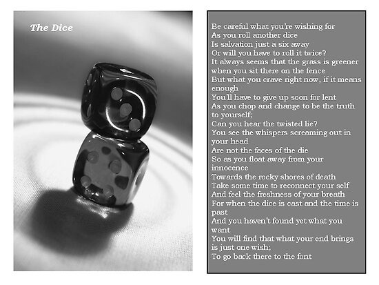 The Dice by Fozman