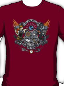 GALACTIC BATTLE CREST T-Shirt