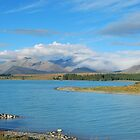 Lake Tekapo by PeteJoey
