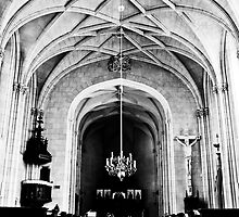 Chateau Chapel by Ondřej Smolka