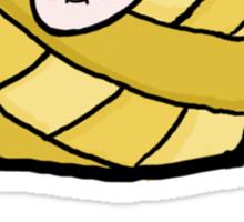Inspector Lestrudel Sticker