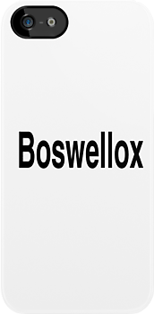 Boswellox - iphone by Barry W  King