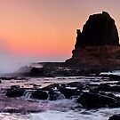 Pulpit Rock Dusk by Sam Sneddon