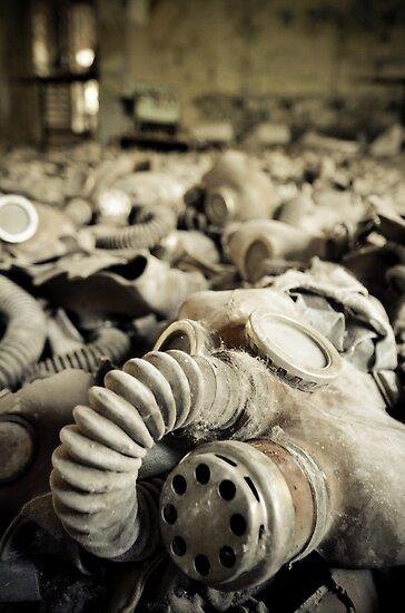 Airless ~ Pripyat  by Josephine Pugh