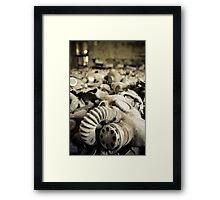 Airless ~ Pripyat  Framed Print