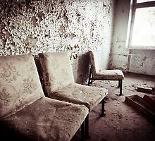A Long Wait ~ Pripyat  by Josephine Pugh