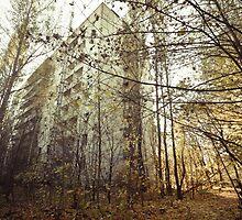 Overtaken ~ Pripyat  by Josephine Pugh