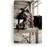 We March ~ Pripyat  Canvas Print