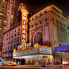 Chicago Theater by tmbolle