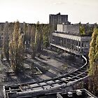 Pripyat: Model City  by Josephine Pugh
