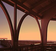 The Pier by Roger Sampson