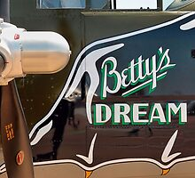 Betty's Dream by SuddenJim
