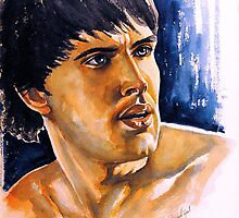Colin Morgan, featured in Art Universe, Shameless Self-Promotion by FDugourdCaput