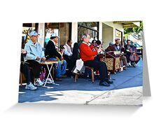 Support Chinatown Greeting Card