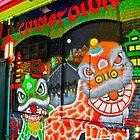 Lion Graffiti by MalinRawl