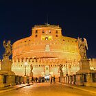 Castel Sant'Angelo by Paulo Maninha