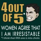 4 Out Of 5 Women by Christopher Muggridge