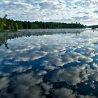 Adirondack Lake by Jeff Palm Photography
