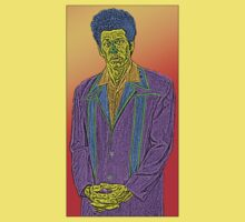 Kramer, Seinfeld by CultureCloth