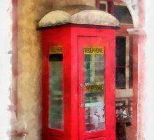 Ye Olde Phone Box by SharonD