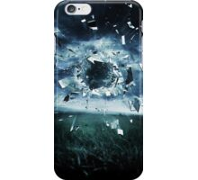 And the storm broke iPhone Case/Skin