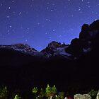 Mount Kenya by Gideon du Preez Swart
