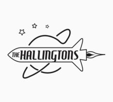 The Hallingtons - Rocket (Black print) by misoramen