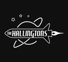The Hallingtons - Rocket (White print) by misoramen