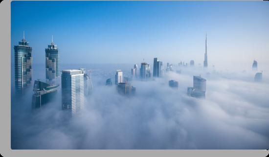 Cloud City by Sebastian Opitz