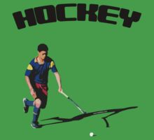 Hockey Runner by Pascal Hartmann