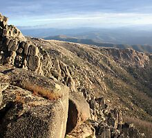 The Horn Mt Buffalo - Victorian High Country by OzNatureshots