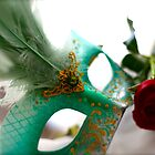 The Mask and the Rose by photosbybec
