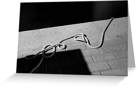 The Hanging Rope by Philip  Rogan