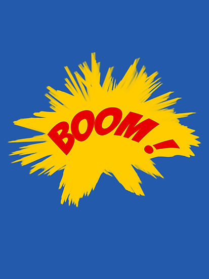 BOOM! by nimbusnought