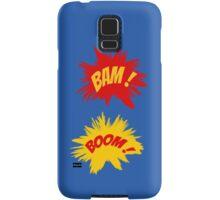 BOOM! Samsung Galaxy Case/Skin
