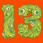 ugly 13 by Gimetzco