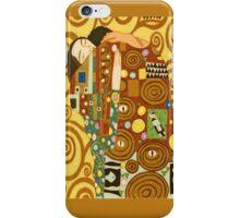 gustav klimt  iPhone Case/Skin
