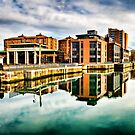 Clarendon Reflections by peter donnan