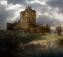Ross Castle by Carol Bleasdale