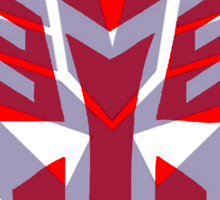 Autoboticons Sticker